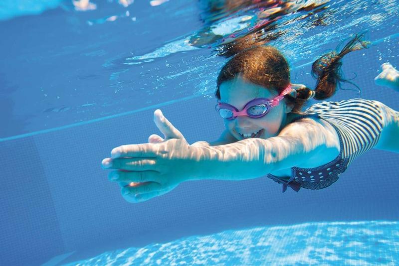 Bể bơi - Tiện ích đặc biệt dành cho cư dân Athena Complex Pháp Vân