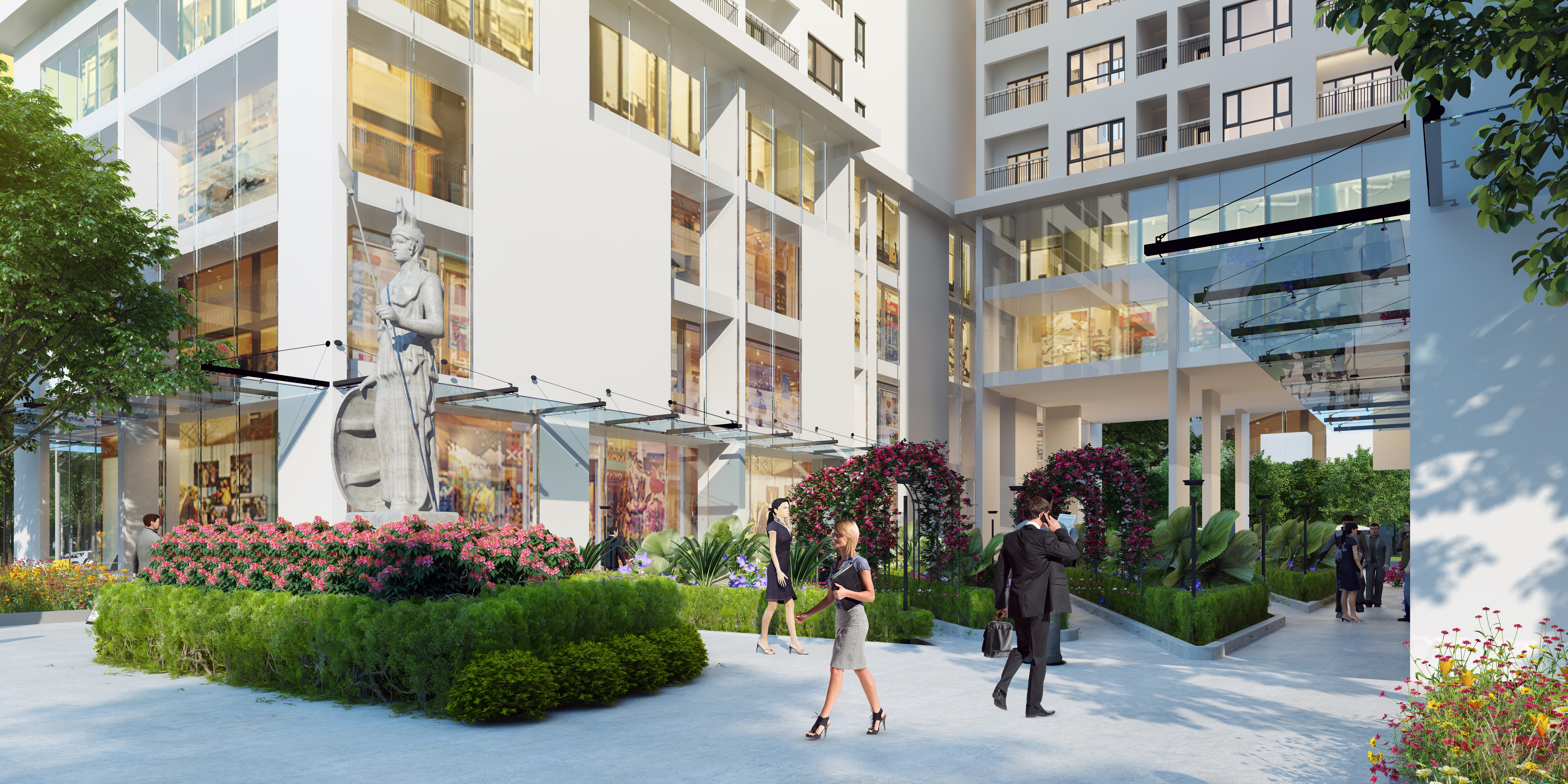 Yếu tố khiến chung cư Athena Complex Pháp Vân trở nên hút khách