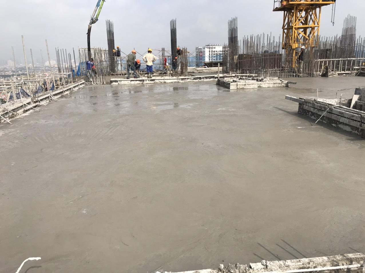 Tiến độ xây dựng dự án Athena Complex Pháp Vân ngày 30/11/2020
